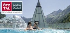 Sommer Wellness im AQUA DOME