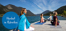 Yoga Bliss am Weissensee