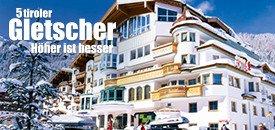Gletscher - Spa NEUHINTERTUX