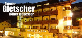Hotel Tyrol Sölden