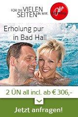 Wellnessurlaub in Bad Hall