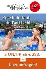 Wellnessurlaub in Bad Ischl